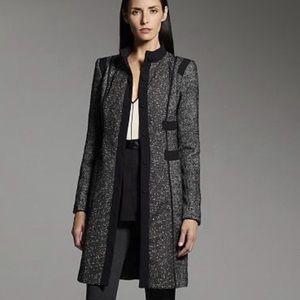 Narcisco Rodriguez desigNation tweed blazer xs